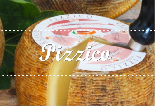 Pizzico, formaggio di pecora sardo